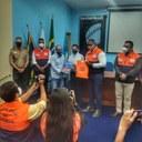 Conceição de Macabu participa do Encontro Regional para a Redução dos Riscos de Desastres