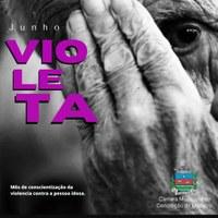15  DE JUNHO - DIA INTERNACIONAL DE CONSCIENTIZAÇÃO DA VIOLÊNCIA CONTRA  PESSOA IDOSA