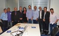 Parlamentares buscam apoio de representantes do Estado em defesa do Rego Barros