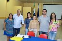 Presidente da Câmara participa da primeira reunião do Conselho Municipal de Educação