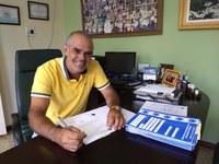 Presidente Toninho da Saúde anuncia investimentos para a Câmara Macabu
