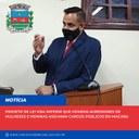 Projeto de Lei visa impedir que homens agressores de mulheres e meninas assumam cargos públicos em Macabu