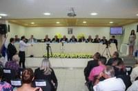 Sessão Solene na Câmara Macabu marca as comemorações pelos 66 anos de emancipação da cidade