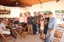 Vereador Barcelos marca presença na feira agropecuária e turística de Quissamã a convite da Prefeita