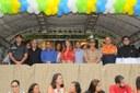 Vereador Barcelos representou Macabu durante as homenagens de 30 anos do município de Quissamã