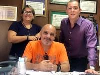Vereador Barcelos Resina mantém atendimento em gabinete durante recesso na Câmara de Macabu