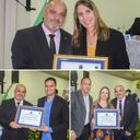 Vereador Barcelos Resina oferta Título de Cidadão Macabuense a várias personalidades de Macabu e região