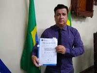 Vereador Sandro Daumas conquista 300 mil reais do Governo Federal para o Asilo Santo Antônio