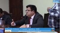 Vereador Sandro Daumas solicita informações sobre Concurso Público e aponta irregularidades